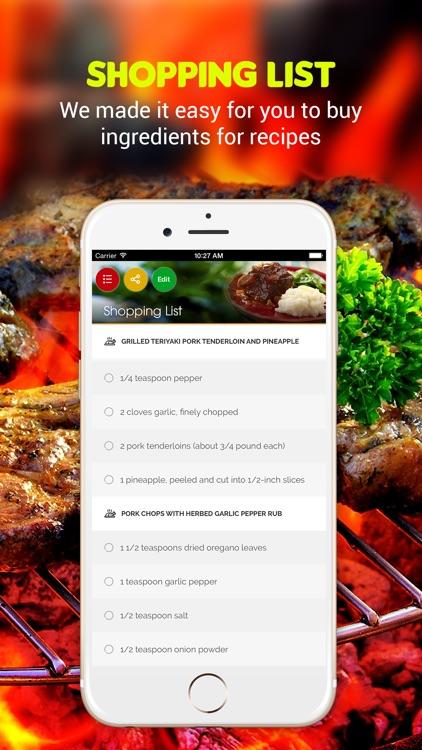 Yummy Grill Recipes Pro