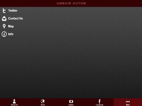 Abba's Autos Ltd-ipad-1
