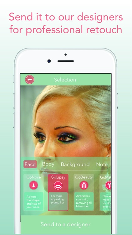 GoSexy Retouch - Photo editing for face and body