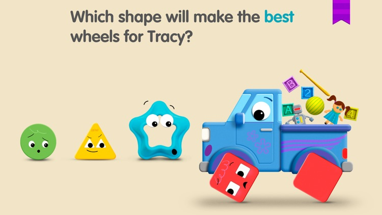 Tiggly Shape's Got Talent screenshot-3