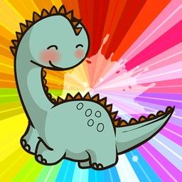 Dinosaur Photo Matching Card game for Preschool Free