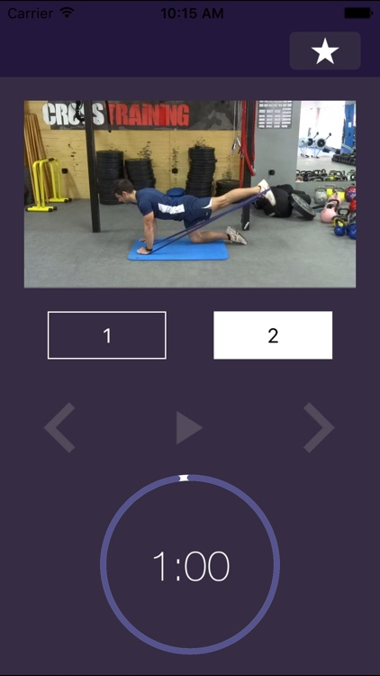 7 min Band Workout: Resistance Elastic Rubber Exercises to Tone Up Anywhere. Forget the gym: Total body training exercise routine sculpts with just one piece of equipment