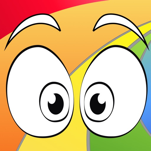 iEye - Funny Cartoon Eyes Camera