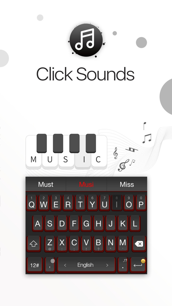 TouchPal Tastatur Screenshot