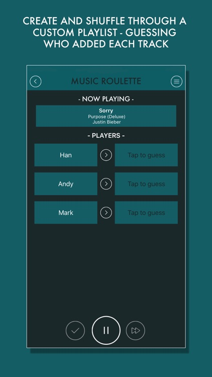 Music Roulette - Music Guessing Game