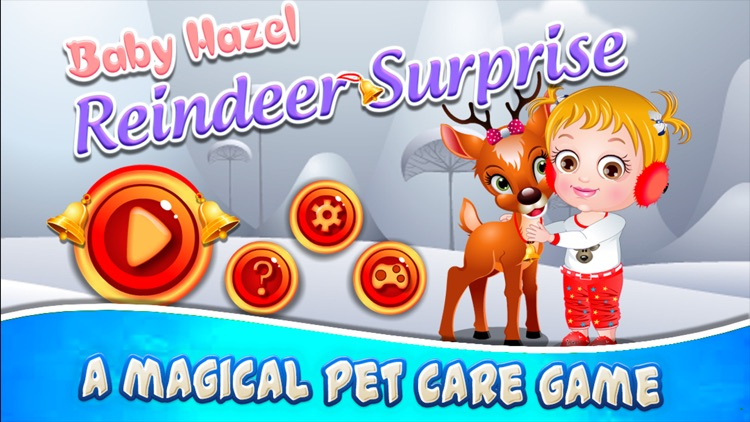 Baby Hazel Reindeer Surprise screenshot-3