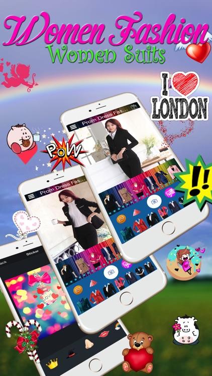 Women Suit Fashion - Office Suit - Hot Girl Suit - Girl Fashion screenshot-4