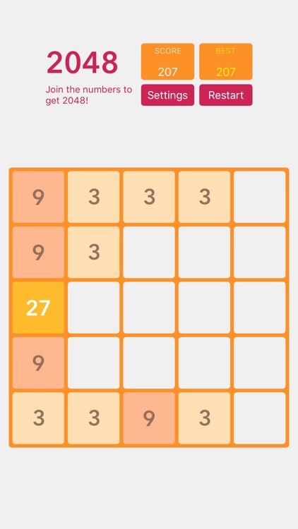 New 2048 Number Puzzle Game Free