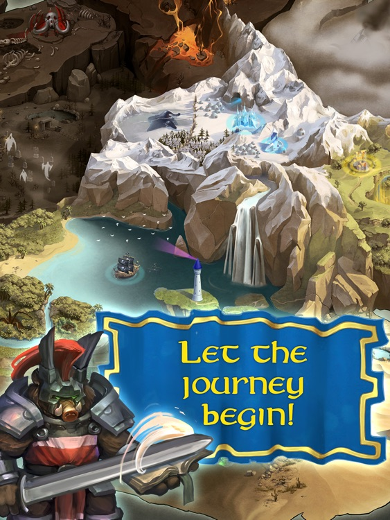 SpellBox - Puzzle Adventure and Quest Match 3 Battle screenshot-4