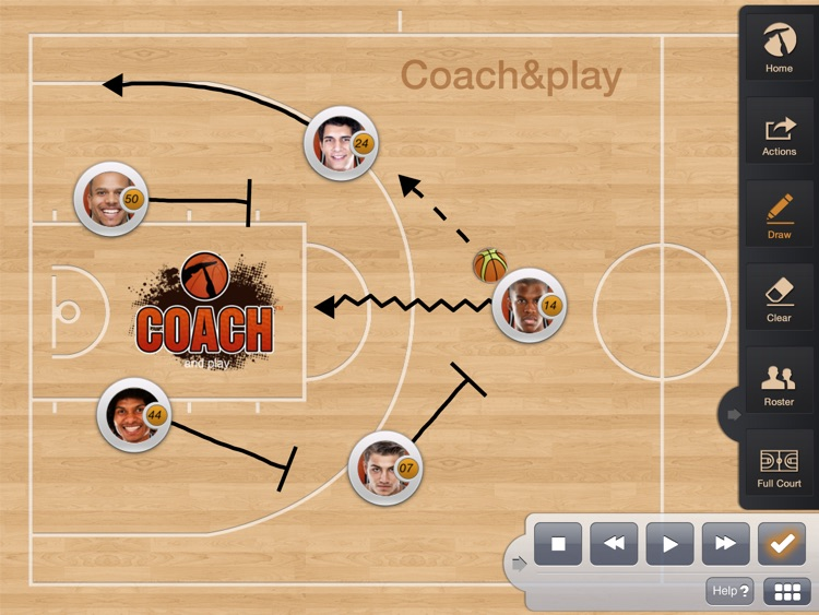 Coach and Play