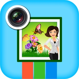 Square Size Photos For Instagram - Add White Borders, Frames, Shapes & Overlay To Picture