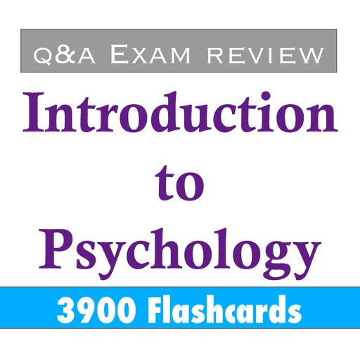 Introduction to Psychology 3900 Study Notes & Quiz