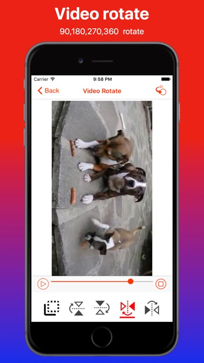 Video Rotate HD Pro screenshot-4
