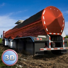 Activities of Oil Truck Simulator 3D - Offroad tank truck driving