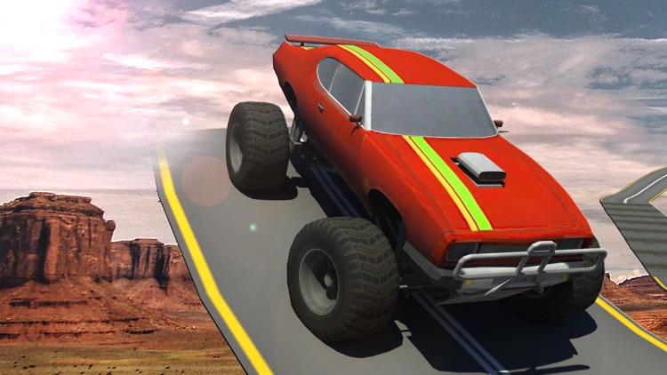 Fast Car Sky Racing and Extreme Furious Stunt