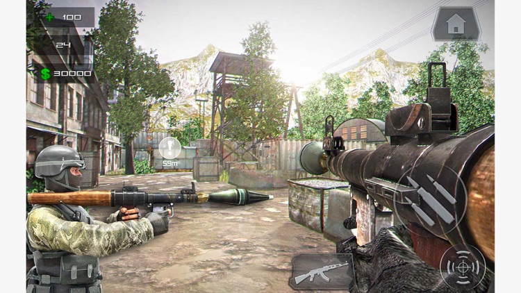 Combat Duty Modern Strike FPS screenshot-3