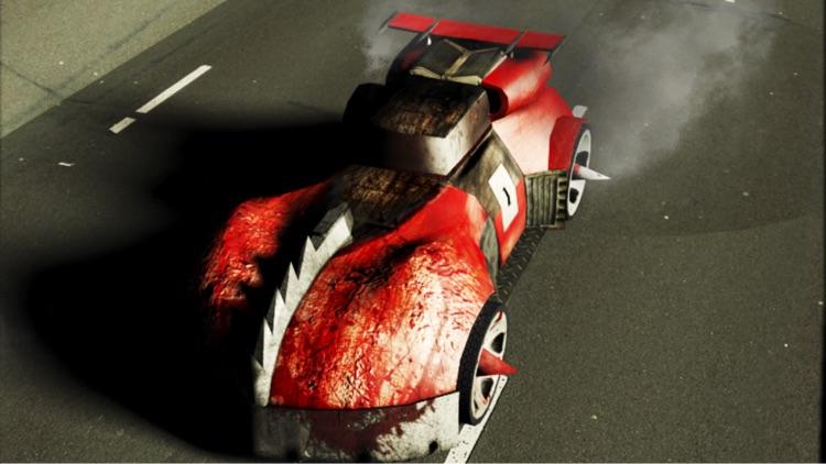 Racing Armageddon: Zombie Uprising