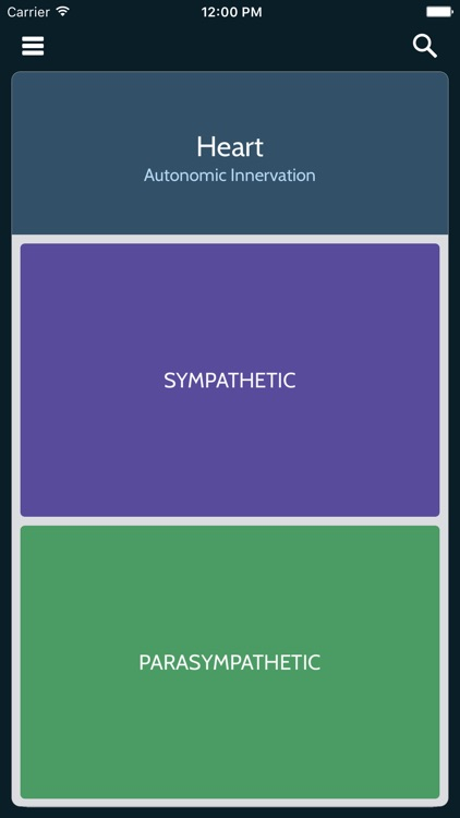 OMM Cards: Chapman's Reflexes & Autonomics