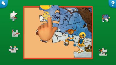 長くつ下のピッピのジグソーパズルのおすすめ画像2