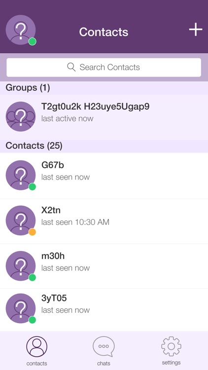 StealthChat: Encrypted Chats screenshot-0