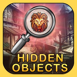 Hidden Objects in Market Place