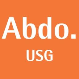Abdominal ultrasound pocketcards