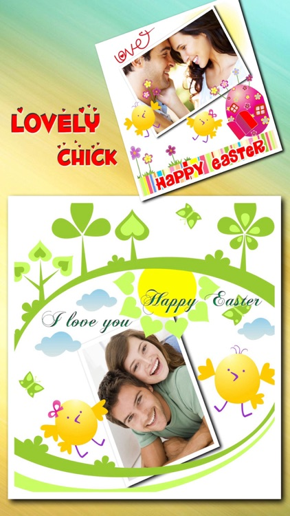 Easter Photo Frames and Icons screenshot-3