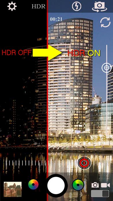夜間視力 秘密フォルダで赤外線撮影+真の低光ナイトモードのおすすめ画像4