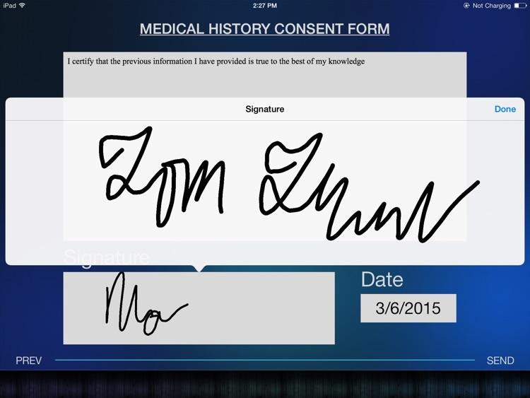 Enlive Patient Forms screenshot-4