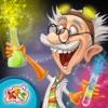 疯狂科学家的实验室实验 - 神奇的化学实验的游戏