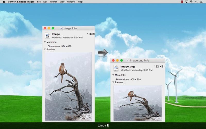 Convert & Resize Images screenshot 5