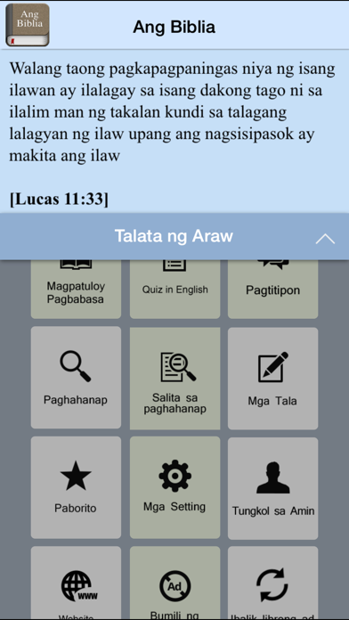 Holy Bible in Filipino for PC - Free Download: Windows 7,8