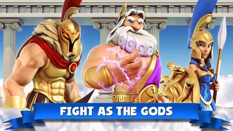 Gods of Olympus screenshot-0