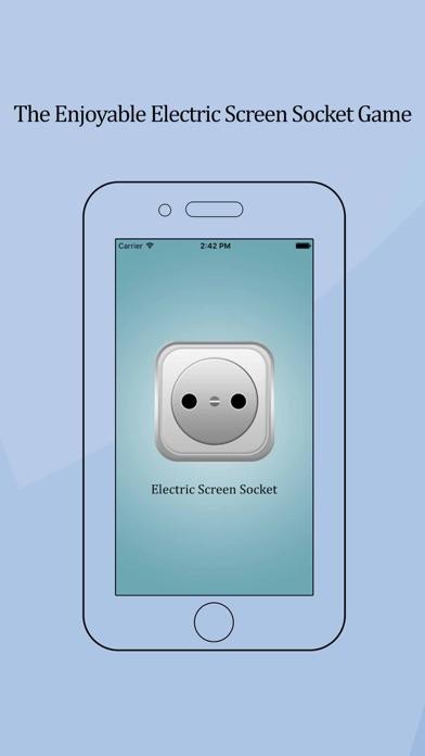 Electric Screen Socket Prank App