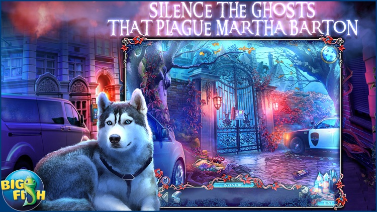 Dark Dimensions: Homecoming - A Hidden Object Mystery (Full) screenshot-3