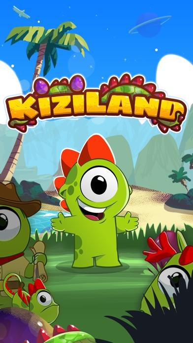 Kiziland - Evolution Clicker Spiel Von KiziScreenshot von 1