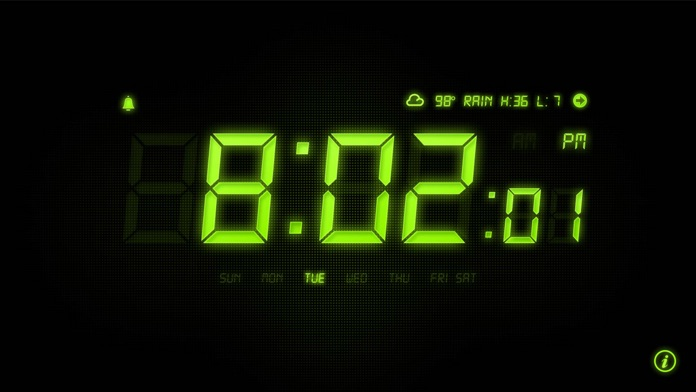 Alarm Clock - Alarm & Weather Screenshot