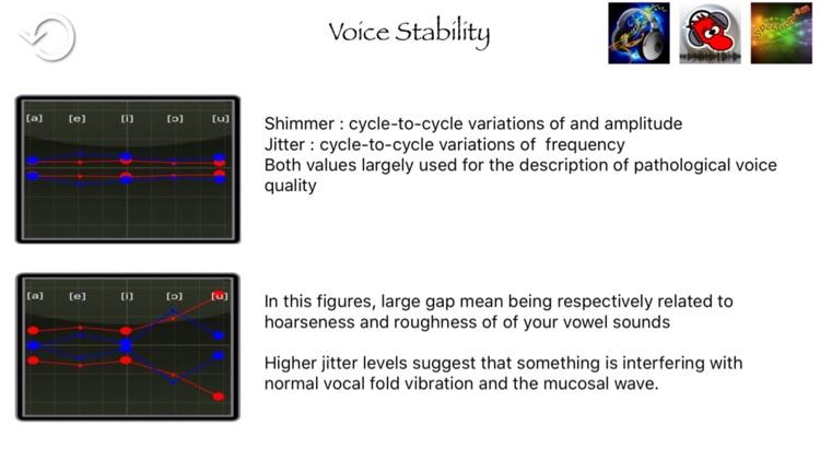 Voice Check screenshot-3
