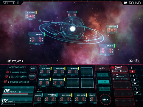 Core Worlds Digital на iPad