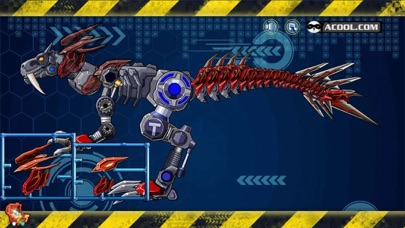 点击获取Toy Robot War:Violent T-Rex
