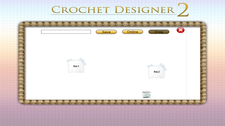 Crochet Designer 2 screenshot-3