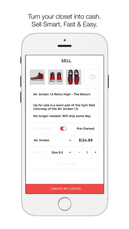 KIXIFY - Buy & Sell Sneakers screenshot-3