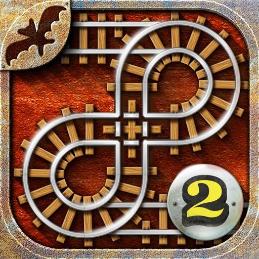 Rail Maze 2 : Паровозики