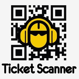 Ticket Scanner (moreonthedoor.com)