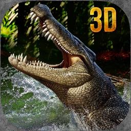 Wild American Crocodile Hunter 3D Simulator