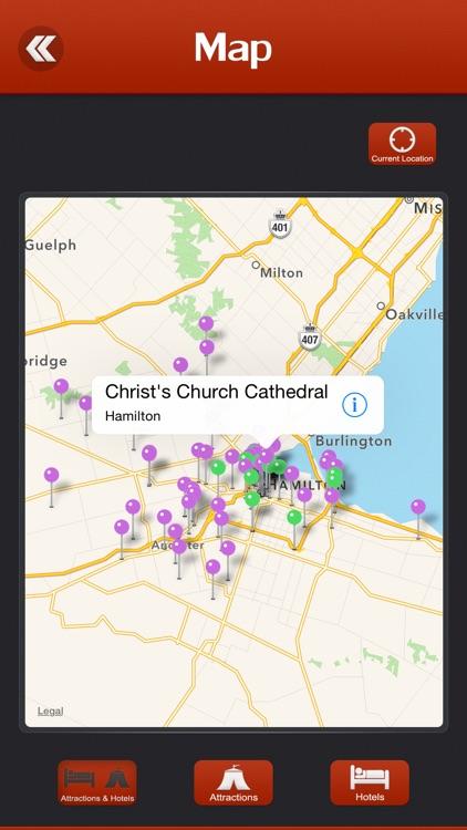 Hamilton Travel Guide - Canada screenshot-3