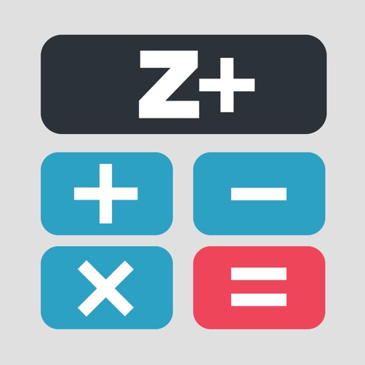 Zippy電卓 - 消費税や%割引に対応した計算機