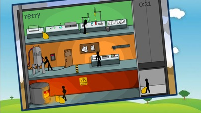 Deadly Hospital and Lab - Stickman Edition screenshot four