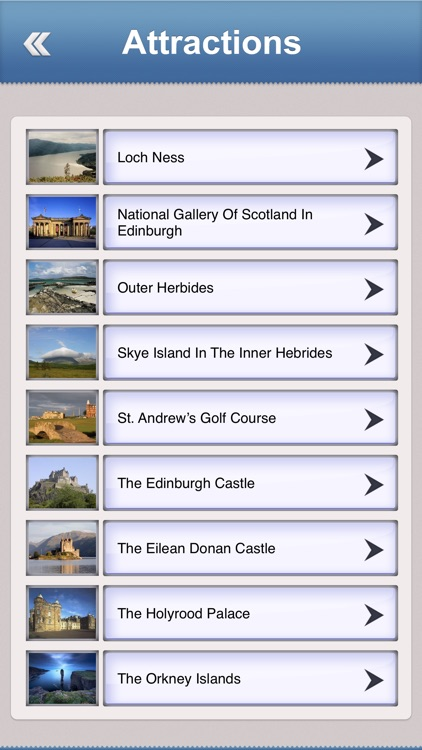 Scotland Offline Travel Guide