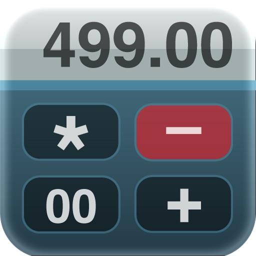 Adding Machine: 10 Key Calc HD